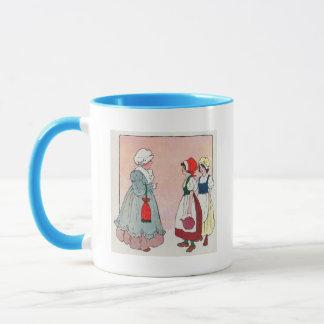 Polly, put the kettle on, Polly, put the kettle on Mug