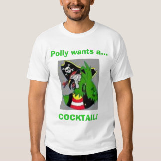 Polly quiere… ¡CÓCTEL! (1) Polera
