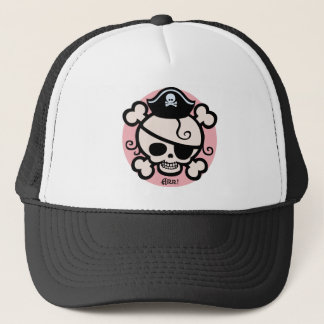 Polly Roger Trucker Hat