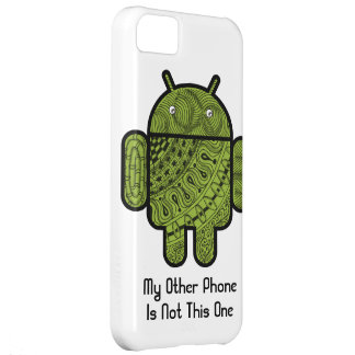 pollywollydoodles iPhone 5C cover