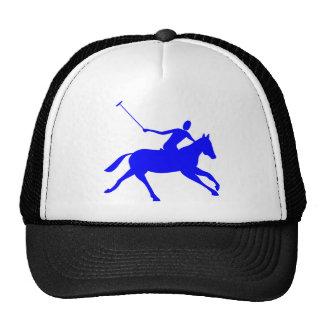 Polo - Blue Trucker Hat