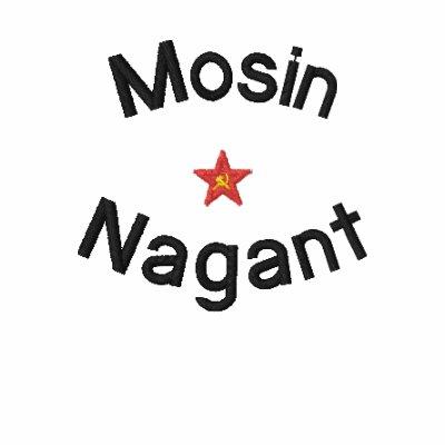 Polo bordado de Mosin Nagant Longsleeve