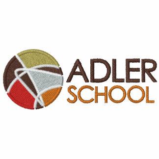 Polo bordado escuela 1 de Adler