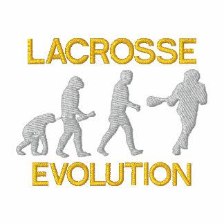 Polo bordado evolución de LaCrosse