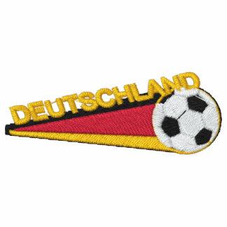 Polo bordado Fußball de Alemania Deutschland