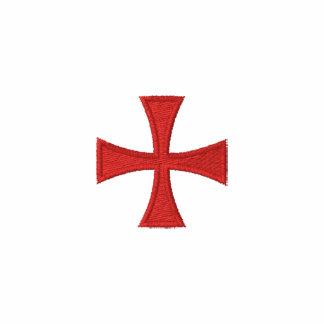 Polo bordado Templar de los caballeros