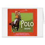 Polo Brand Card