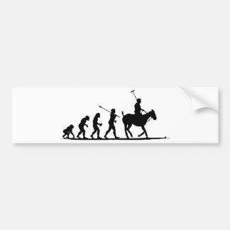 Polo Bumper Sticker