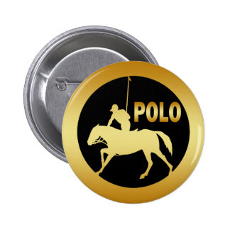 POLO PINBACK BUTTONS