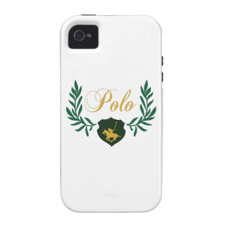 Polo Crest iPhone 4/4S Cover