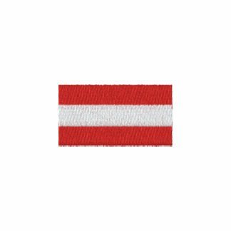 Polo de Austria - bandera austríaca