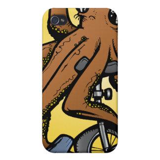 Polo de la bici iPhone 4/4S funda