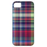 Polo de la tela escocesa de Ralphies iPhone 5 Protector