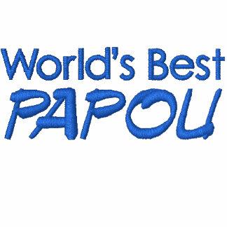 ¡Polo de Papou - gran regalo griego del abuelo! Polo