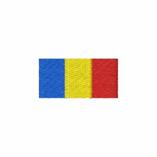 Polo de Rumania - bandera rumana