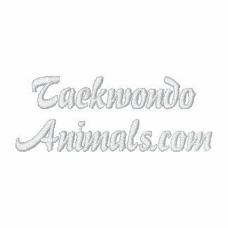 Polo del Taekwondo Animals.com
