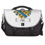 Polo Family Crest Laptop Messenger Bag