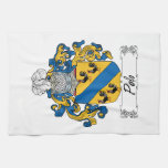 Polo Family Crest Towels