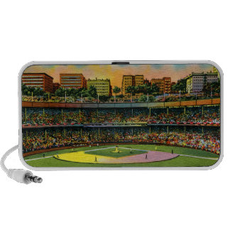 Polo Grounds Laptop Speakers