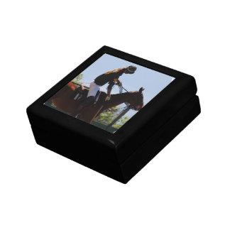 Polo Horse Keepsake Box