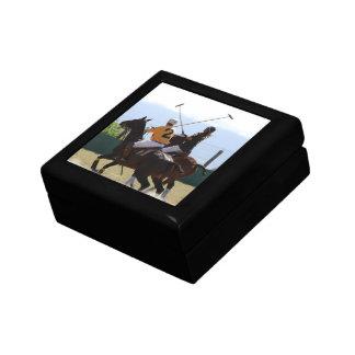 Polo Horse Match Gift Box