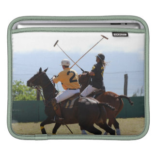 Polo Horse Match iPad Sleeve