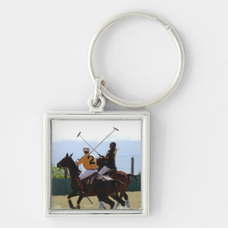 Polo Horse Match Keychain