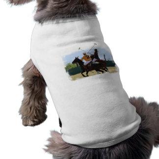 Polo Horse Match pet Shirt