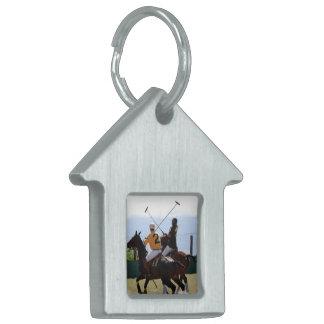 Polo Horse Match Pet Tag