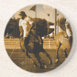 Polo Horses Coasters