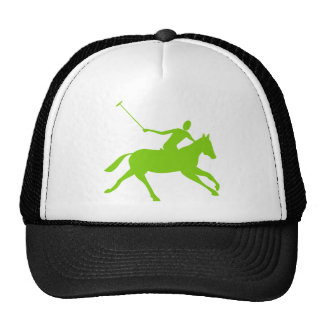 Polo - Martian Green Trucker Hat