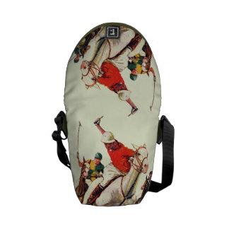 Polo Match Courier Bag
