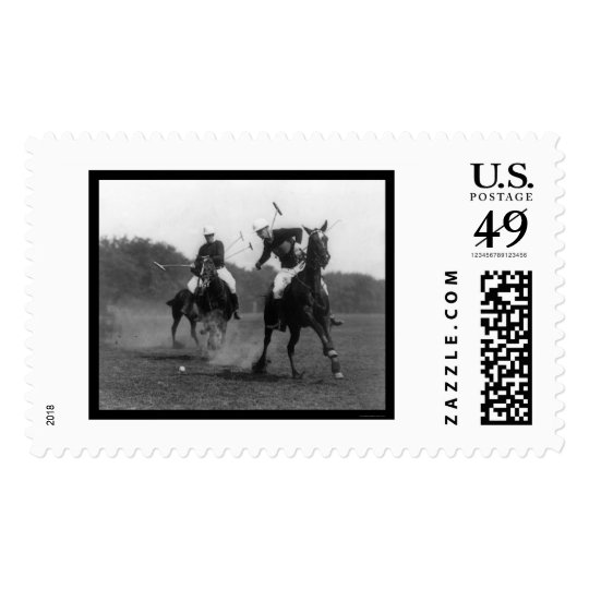 Polo Match Field Artillery 1926 Postage