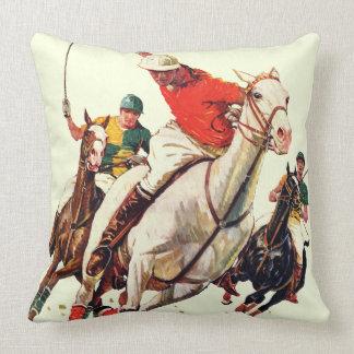 Polo Match Pillows