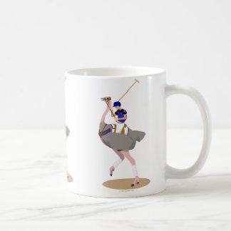 Polo Ostrich Coffee Mugs