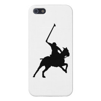 Polo player covers for iPhone 5