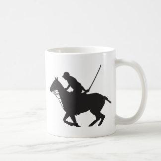 Polo Pony Silhouette Coffee Mug