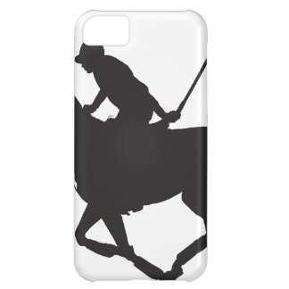 Polo Pony Silhouette iPhone 5C Covers
