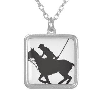 Polo Pony Silhouette Jewelry