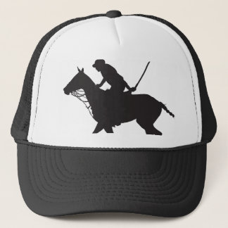 Polo Pony Silhouette Trucker Hat