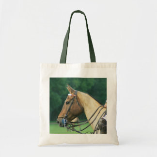 Polo Pony with Rider Tote Bag