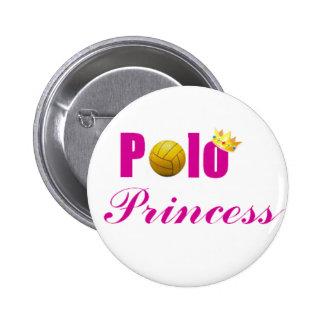 Polo Princess Button