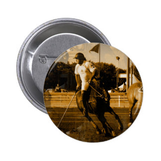Polo Round Button