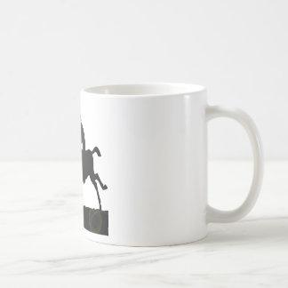 POLO SILHOUETTE COFFEE MUG