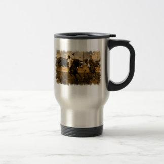 Polo Stainless Steel Travel Mug