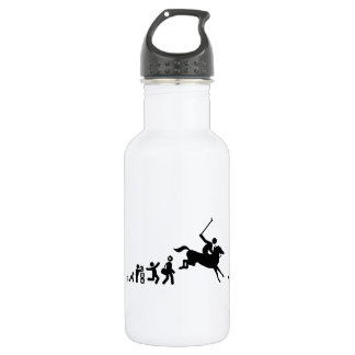 Polo Stainless Steel Water Bottle