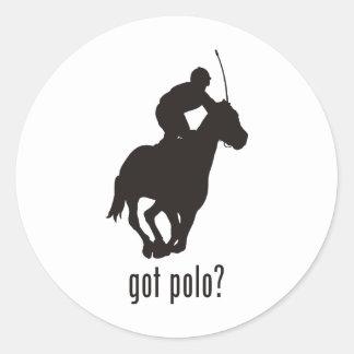 Polo Stickers