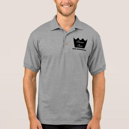 Polo T-Shirt 2 - Crown Cues