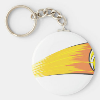 Polo Tennis Shirts - Flying Tennis Ball Shirts Keychain