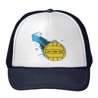 Polo vivo del amor - gorra del camionero del water
